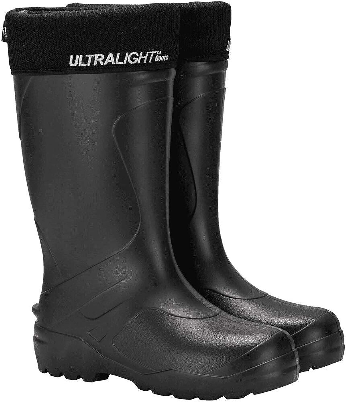 Leon Unisex Adult Explorer Boots (6) (Black)