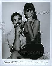 Historic Images 1989 Press Photo Tom Selleck Paulina Porizova Her Alibi Movie