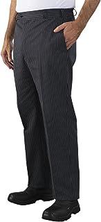 Dennys Adulte Unisexe Pantalon de Chef /élastiqu/é