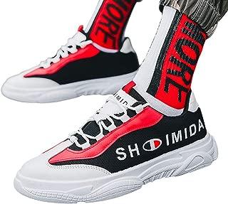 FidgetGear Men Fashion Color Matching Sports Shoes