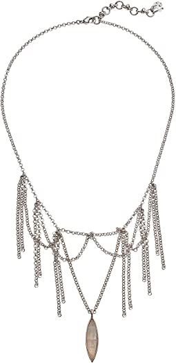Lucky Brand - Fringe Collar Necklace