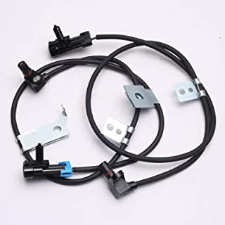 BOXI Front Left ABS Wheel Speed Sensor /& Dust Shield for 95-98 Chevrolet Blazer //95-03 Chevy S10 GMC Sonoma //91-94 Chevy S10 Blazer //92-97 GMC Jimmy //1991 GMC S15 Jimmy ONLY for RWD SU12039 970-097