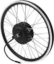 "Kits de conversión de Bicicleta eléctrica, Rueda de 20 ""24 V 250 W Motor KT900S Pantalla LED Kits de conversión de Bicicleta eléctrica Cable Impermeable para Motor saliente"