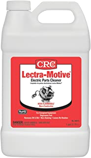 CRC 05019 Lectra-Motive Electric Parts Cleaner -1 Gal