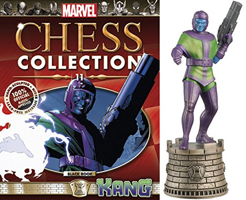 Eaglemoss Marvel Chess Figurine Collection Nº 11 Kang