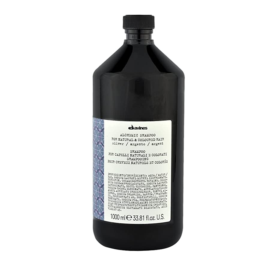 乏しい疲労権限ダヴィネス Alchemic Conditioner - # Silver (For Natural & Coloured Hair) 1000ml/33.81oz並行輸入品