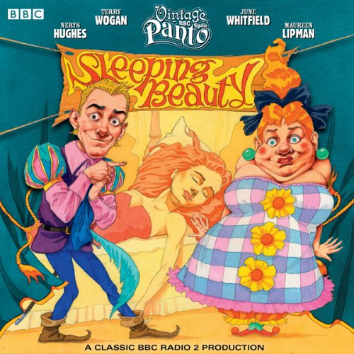 『Sleeping Beauty (Vintage BBC Radio Panto)』のカバーアート