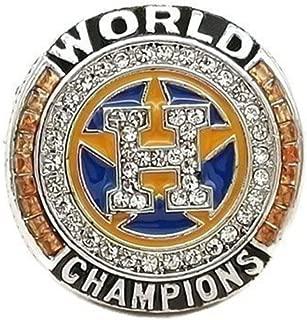 2017 Houston Astro's World Series Ring Size 8-14 Gift