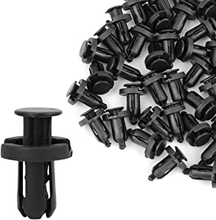 Front Bumper Push-Type Retainer Clips 15pcs per Pack Fasteners; Replaces OE #: 91503-SZ3-003 PT Auto Warehouse CPA043-15