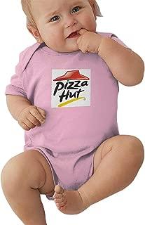 EVE JOHN Pizza Hut Sign Infant Climb Soft Black