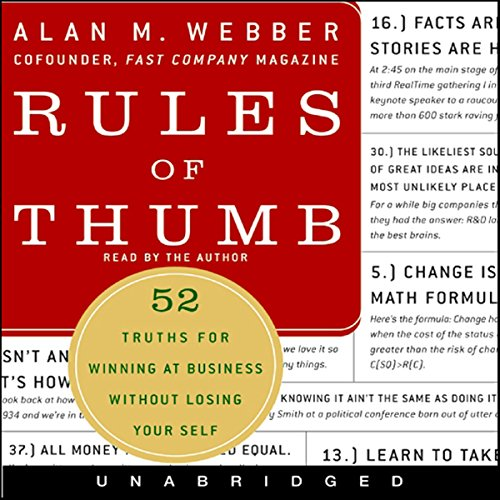 Rules of Thumb cover art
