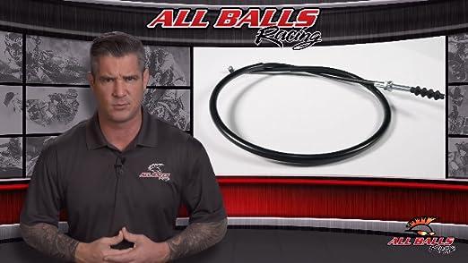 All Balls Rear Brake Cable 45-4058 Yamaha YFM 250 XM Bear Tracker 2000