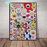 fdgdfgd Kreative Plakate japanische Kunstblume