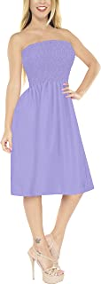 elasticated top dress