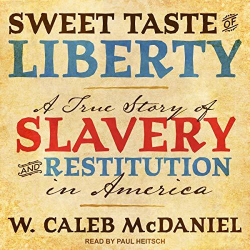 Sweet Taste of Liberty cover art