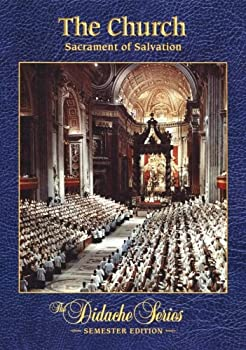 Hardcover THE CHURCH: SACRAMENT OF SALVATION Book