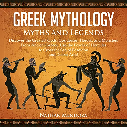 Greek Mythology cover art