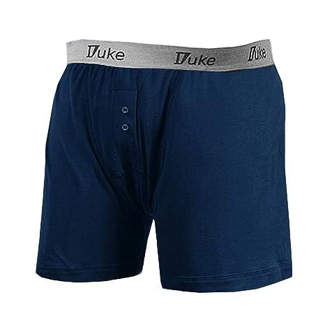 Big King Size Duke London Driver KS2005 Mens 3 PacK Boxer Shorts 1XL To 6XL