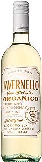 オーガニックワイン タヴェルネッロ オルガニコ トレッビアーノ・シャルドネ 750ml [ 白ワイン 辛口 イタリア ]
