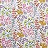 リバティ プリント 生地 タナローン Primula Blossomプリムラ・ブロッサム3638118-TD-18BT 【数量×50cm単位】 LIBERTY