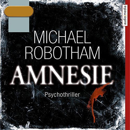 Amnesie (Joe O'Loughlins 2) audiobook cover art
