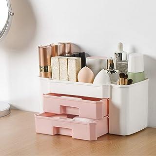 Make-updoos Cosmetische Opbergdoos, Desktop-organizer Met Stofdichte Lades, Cosmetische Palet Opbergdoos Multifunctioneel,...