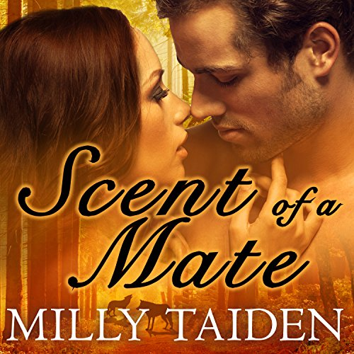 Scent of a Mate audiobook cover art