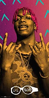 Lil Yachty - 12 x 24 Inch Poster