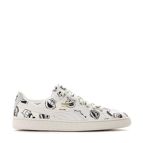 49e5a79b4b3e PUMA Select Men s x Sesame Street Basket Sneakers