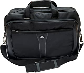 """Case4Life Executive 13.3"""" to 15.6"""" Laptop Carry case Shoulder Bag for Apple 13-inch MacBook, Apple 13-inch MacBook Pro, 15-inch MacBook Pro, 15-inch MacBook, MacBook Air -Lifetime Guarantee"""