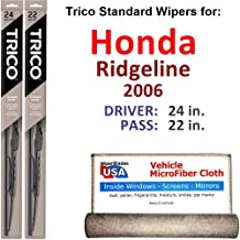 Best wiper blades 2006 honda ridgeline Reviews