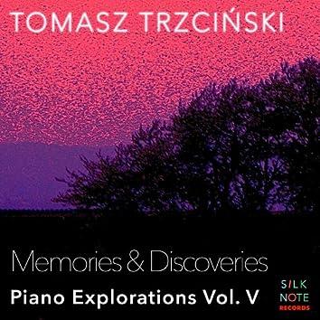Piano Exploration, Vol. 5: Memories & Discoveries