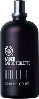 The Body Shop Arber Eau de Toilette, 3.3 Fl Oz