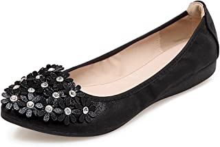 Women's Wedding Flats Comfort Ballet Flats Shoes