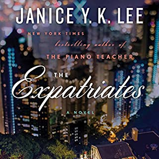 The Expatriates cover art
