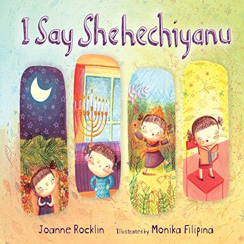 I Say Shehechiyanu copertina