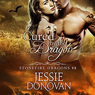 Cured by the Dragon                   Written by:                                                                                                                                 Jessie Donovan                               Narrated by:                                                                                                                                 Matthew Lloyd Davies                      Length: 7 hrs and 9 mins     Not rated yet     Overall 0.0