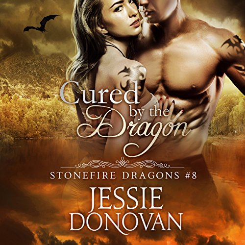 Couverture de Cured by the Dragon
