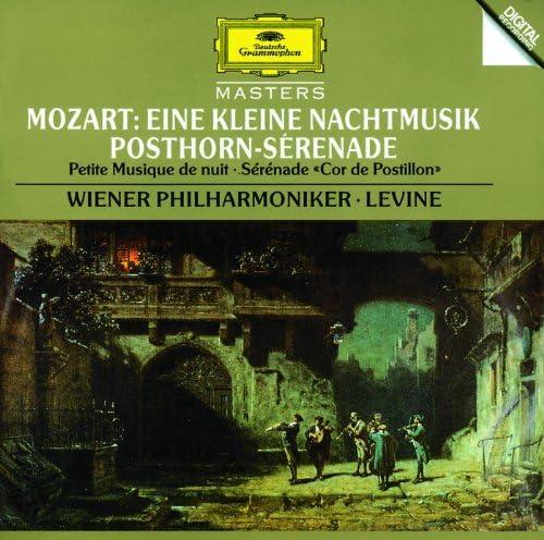 Walter Singer, Wiener Philharmoniker & James Levine