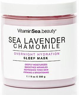 VitaminSEA.beauty Sea Lavender & Chamomile Overnight Hydration Sleep Face Mask