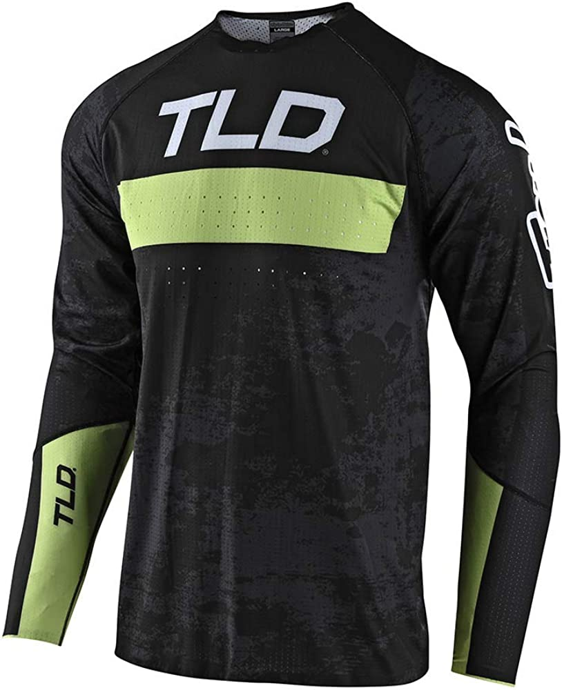 Troy Lee Designs Mens Downhill Sprint Ul Mountain BMX Bike Rapid rise Super intense SALE