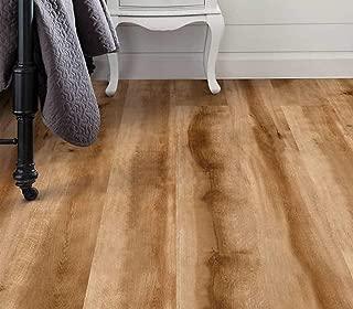 Golden Arowana Cappuccino HDPC Waterproof Flooring, 7 Planks (16.81 SQ. FT.) (Dimensions: 6 mm x 7.2 in x 48 in)