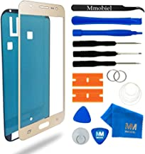 MMOBIEL Front Glass Replacement Compatible withSamsung Galaxy J5 J500 Series (Gold) Display Touchscreen incl Tool Kit