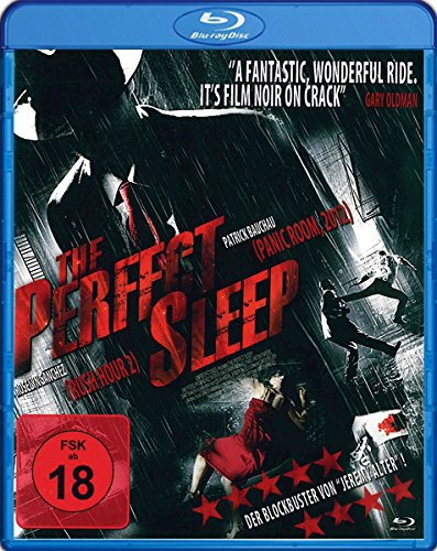 The Perfect Sleep [Blu-ray]