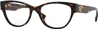 إطار نظارات نسائي من Versace MEDUSA ICON VE 3287 هافانا داكنة 51/17/140