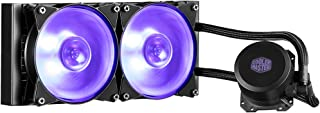 Cooler Master ML240L MasterLiquid RGB Dual Chamber Pump AIO CPU Liquid Cooler