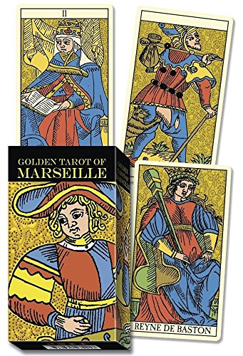 Golden Tarot of Marseille