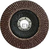 Geko G00304 - Discos de óxido de aluminio (125 mm, grano 60, 12 unidades)