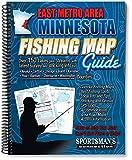 East Metro Area Minnesota Fishing Map Guide