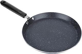 Stekpannor non-stick pannor omelettpanna för frukost pannkakor ägg pizza (8 tum)
